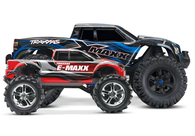 Traxxas X-Maxx Monster Racer rtr 02