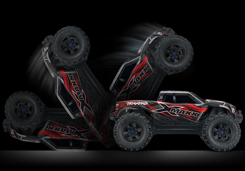 Traxxas X-Maxx Monster Racer rtr 05